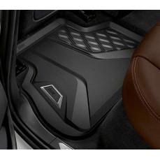 Всепогодные напольные коврики для BMW X7 G07, задние