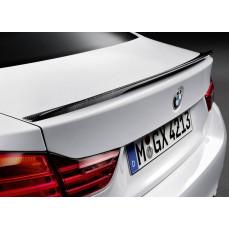 Карбоновый спойлер M Performance для BMW F32 4-серия