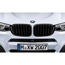 Решетка радиатора M Performance для BMW X3 F25