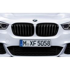 Решетка радиатора M Performance для BMW X1 F48