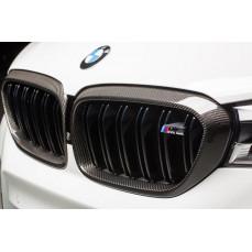 Карбоновые решетки M Performance для BMW M5 F90