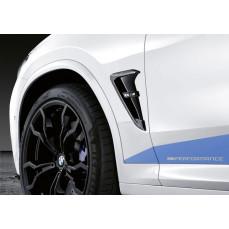 Карбоновые накладки M Performance для BMW X3M F97/X4M F98