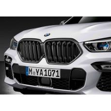 Карбоновая решетка M Performance для BMW X6 G06