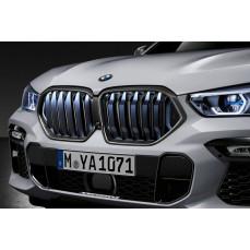 Карбоновая решетка M Performance с отделкой Iconic Glow для BMW X6 G06