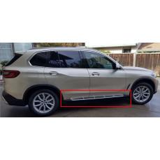 Комплект дооснащения боковыми порогами для BMW X5 G05