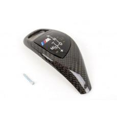 Карбоновая накладка M Performance рукоятки рычага BMW X5 F15/X6 F16