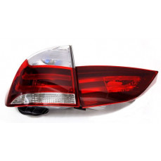 Задние фонари BMW X1 E84 Black Line