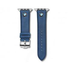 Кожаный ремешок BMW для часов Apple Watch