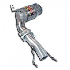 Downpipe Supersprint с катализатором для MINI F56