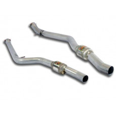 Front-pipe с катализаторами для BMW X5M F85/X6M F86