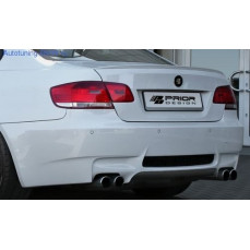 Бампер задний М-стиль BMW E92/E93 3-серия