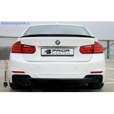 Задний бампер Prior Design для BMW F30 3-серия