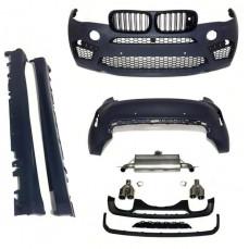 Комплект обвеса X6M-стиль для BMW X6 F16