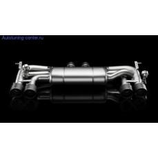 Выхлопная система Akrapovic для BMW X5M E70/X6M E71