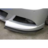 Накладки на бампер передний BMW E60 5-серия