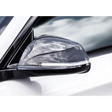 Карбоновые накладки на зеркала Akrapovic для BMW M2 F87